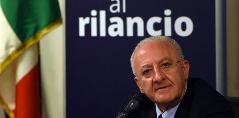 Ex Isochimica, il governatore De Luca ascoltato in Commissione al Senato
