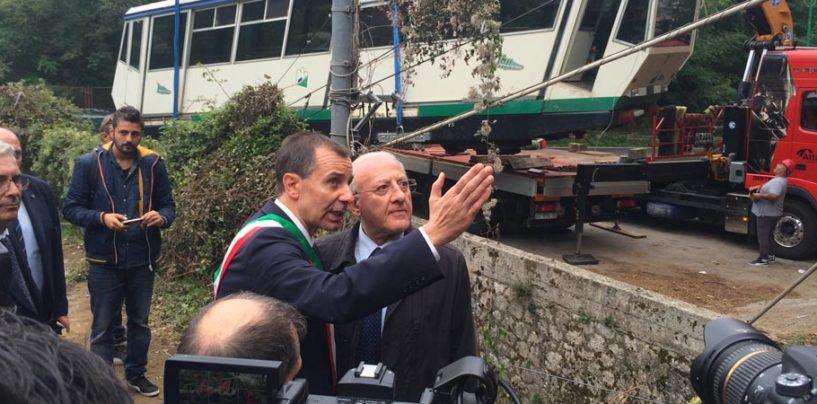 Il sindaco di Mercogliano Carullo rinviato a giudizio