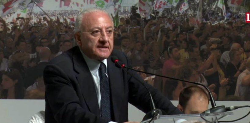 Unione dei Comuni Antico Clanis, incontro con il Presidente della Regione Campania