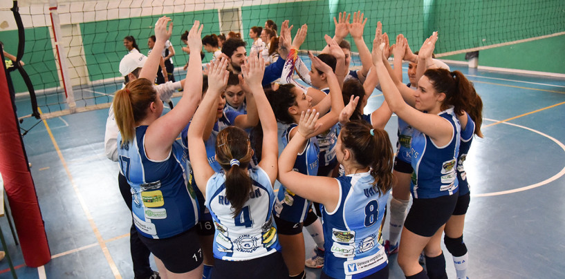 Volley, il derby è del The Marcello's: Alessia Alborea sconfitta 3 a 1