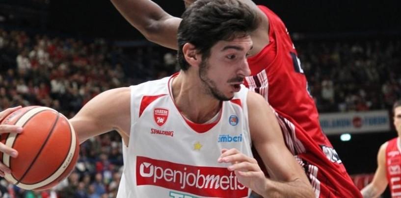 """Basket Scandone, il centro Campani: """"Avellino subito dietro Milano, per Varese sarà dura"""""""