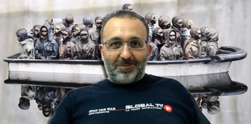 """Messa con la canzone """"Soldi"""", Forza Nuova attacca don Vitaliano: """"Apra un'agenzia di eventi"""""""