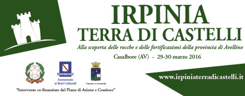 """""""Irpinia, terra di castelli"""", si presenta il progetto al Circolo della Stampa di Avellino"""