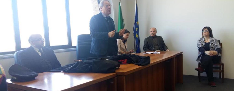 """""""Giornata della Legalità"""" a Mirabella Eclano, studenti del """"Guarini"""" in visita al Giudice di Pace"""