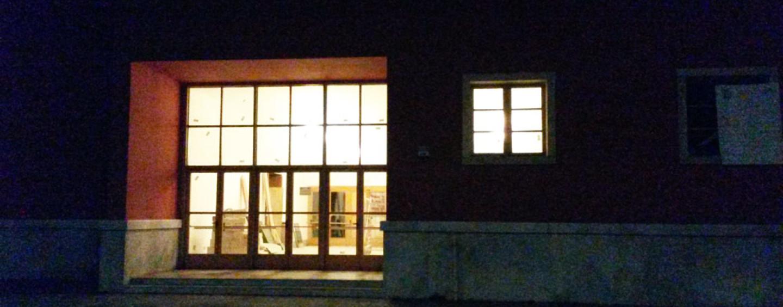 Foto luci di notte all eliseo la casa del cinema di for Casa artigiana progetta il maestro del primo piano