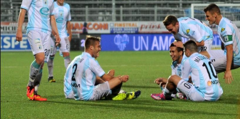 Avellino Calcio – No al turnover: la Virtus Entella cambia volto solo in difesa