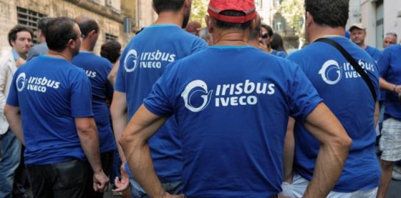"""Lettera aperta dei lavoratori della ex Irisbus ai parlamentari 5Stelle: """"Aiutateci a capire a che punto siamo"""""""