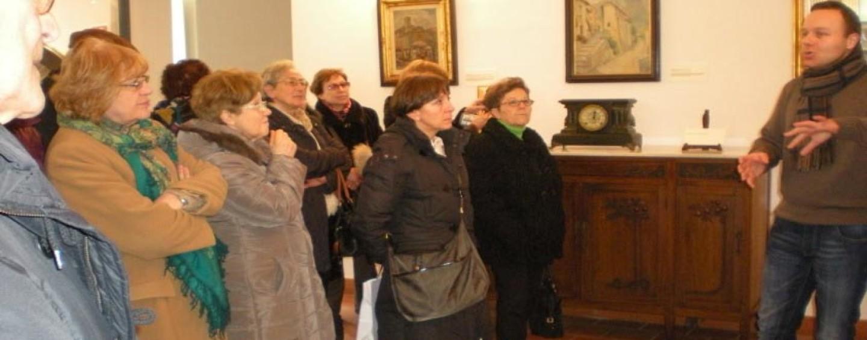 Museo Civico di Villa Amendola:bilancio positivo per le giornate FAI di Primavera