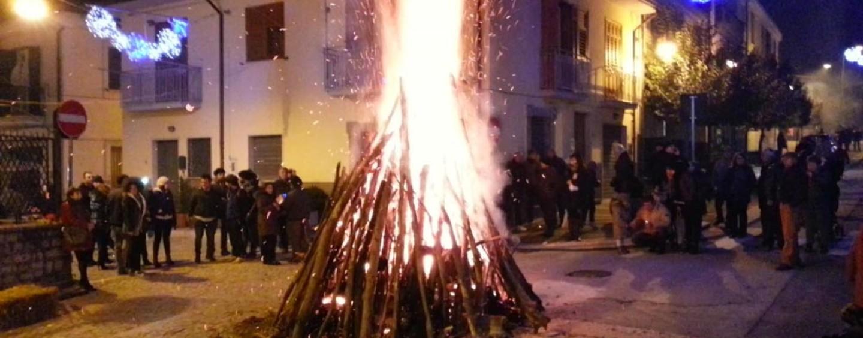 Focalenzia a Castelfranci, una festa che ha origini popolari antiche