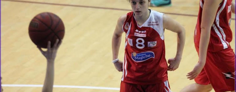 Basket, Farine Magiche Ariano contro la corazzata La Spezia