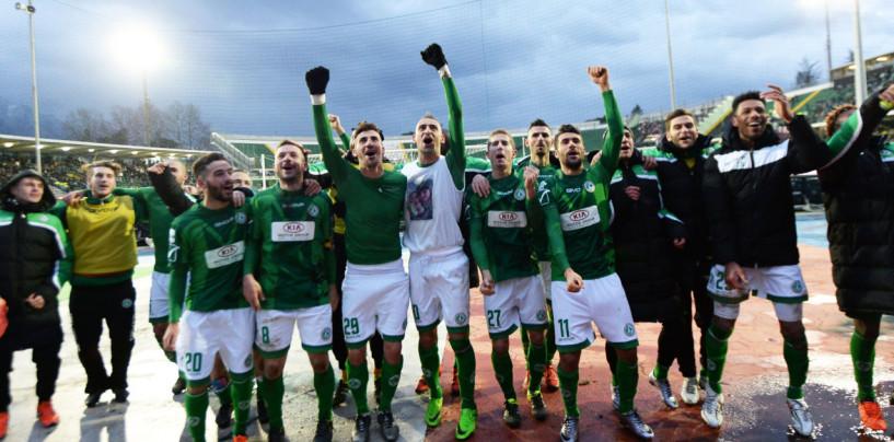Avellino – Salernitana, il fotoracconto: rivivi le fantastiche emozioni del derby