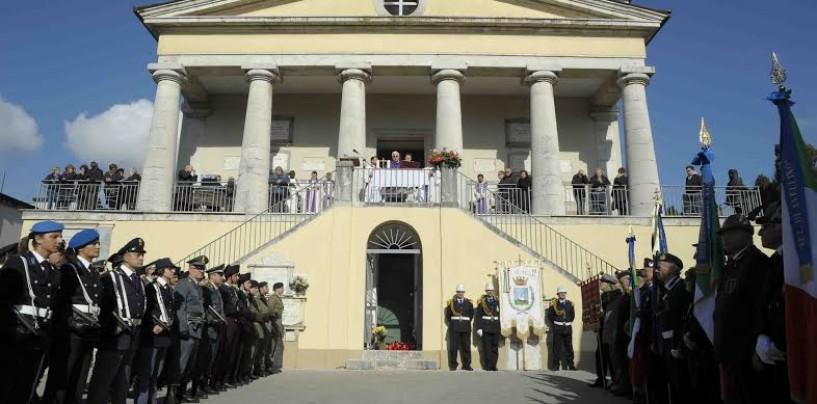 Avellino, il 232° Reggimento Trasmissioni festeggia l'unità nazionale e le Forze Armate