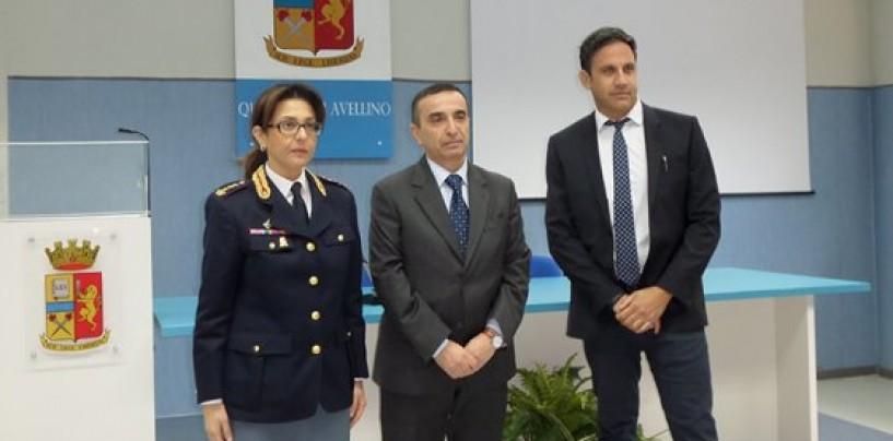 Avellino – La Polizia di stato celebra il 163° anniversario della sua fondazione