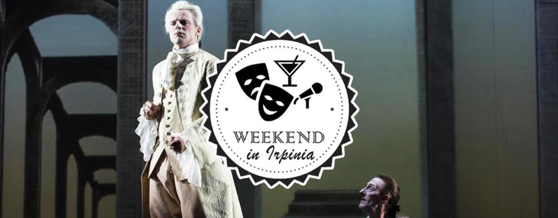 Teatro, mostre e concerti: tutti gli appuntamenti e gli eventi del weekend ad Avellino