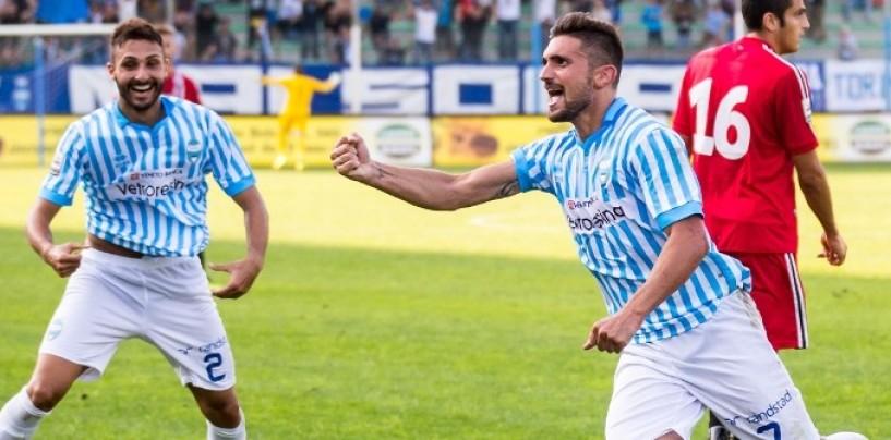 Tim Cup – Il Giudice Sportivo regala un sorriso al Catania: 3-0 a tavolino con la Spal