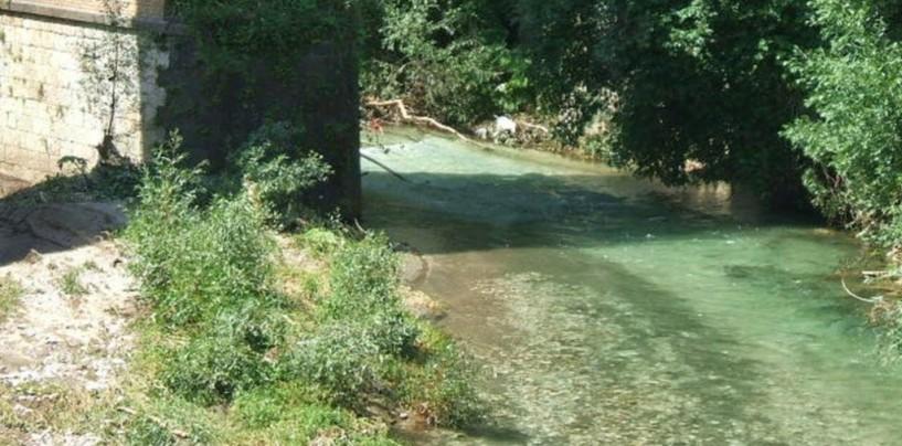 Elevate quantità di mercurio nel fiume Sabato, a Pratola Aufiero vieta l'utilizzo e prelievo di acqua