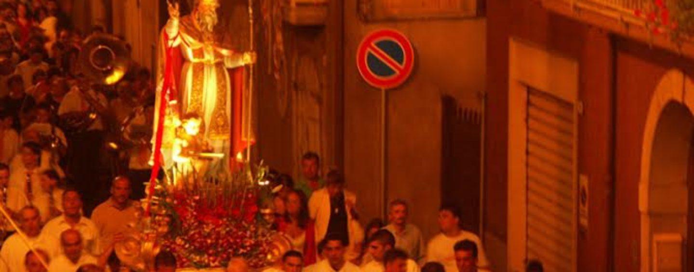 Forino, si rinnova la tradizione della discesa di San Nicola in paese