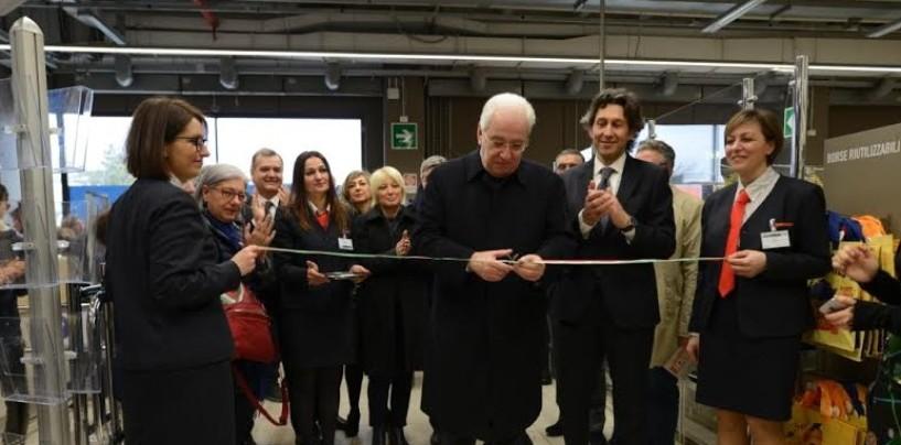 Grande affluenza all'inaugurazione dell' Ipercoop di Avellino