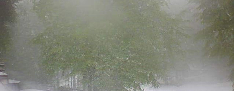 25 Aprile con freddo e neve: torna l'inverno in Irpinia