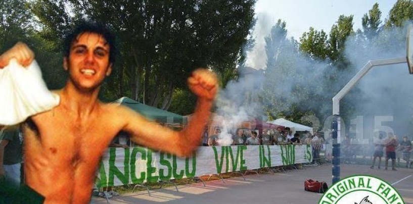 Avellino – Campo di basket intitolato a Francesco Silvestri