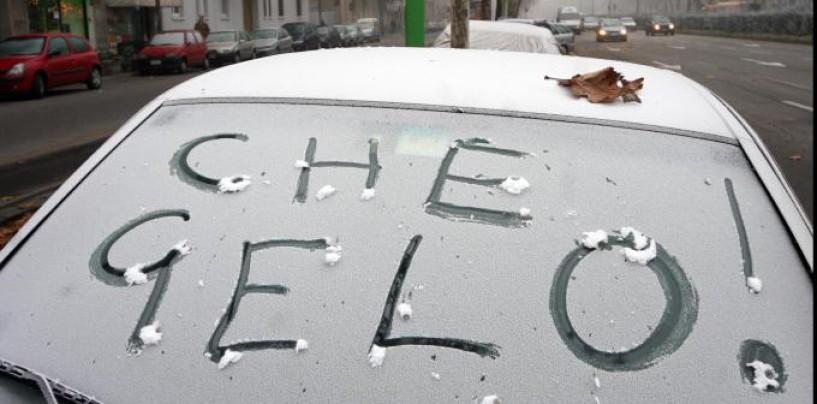 Burian, oggi il picco di gelo e stanotte torna la neve. Allerta della Protezione Civile