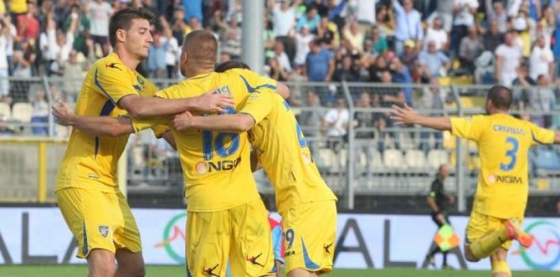 Avellino Calcio – Il Frosinone scatta nel derby: Dionisi piega il Latina di rigore