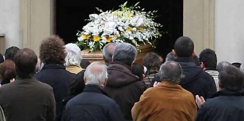 Uniti anche nella morte: due coniugi irpini muoiono a distanza di poche ore l'uno dall'altra