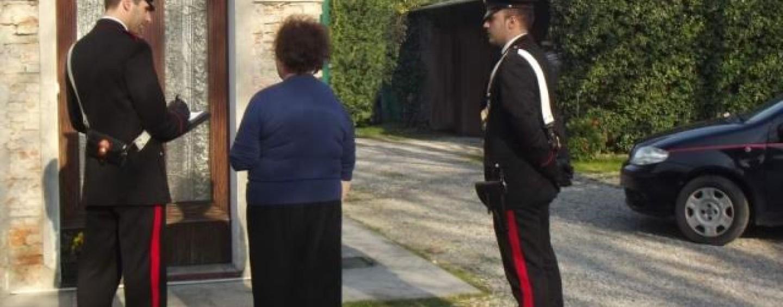 Truffa ai danni di un anziano 94enne, denunciato pregiudicato di Scampia