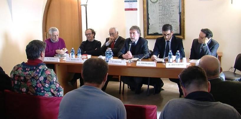 """Gargani presenta il suo libro a Montemiletto: """"La Riforma Costituzionale è pericolosa"""""""
