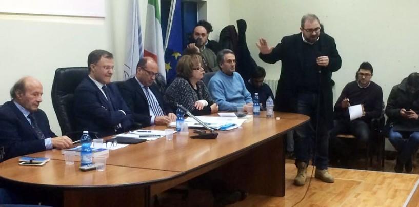 Gestione acqua, riunione ad alta tensione oggi a Palazzo di Città