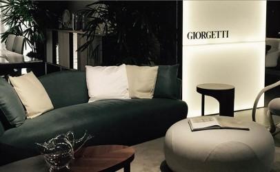 Giorgetti Studio apre ad Avellino con Effelegno Arredi.