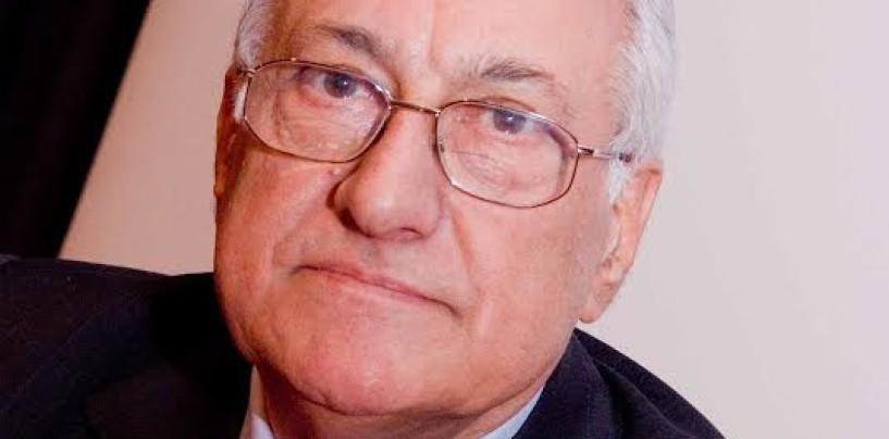 Giuseppe Gargani presenterà a Roma il suo nuovo libro