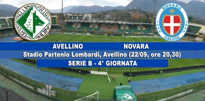 Avellino – Novara, le probabili formazioni: Zito stringe i denti a centrocampo