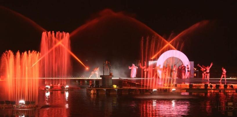Grande Spettacolo dell'Acqua, a grande richiesta altre tre serate: su il sipario 26, 27 e 28 agosto
