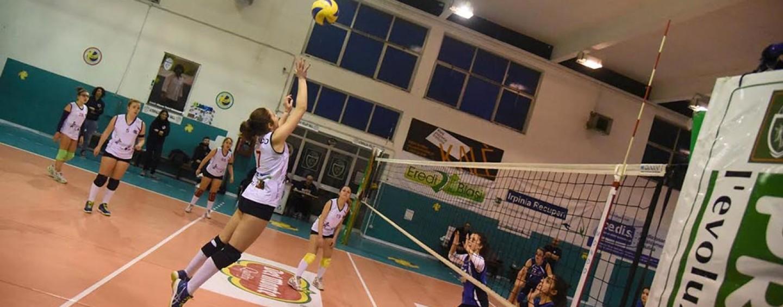 Volley Under 14, la Green Volley sconfitta dall'ASD Primavera