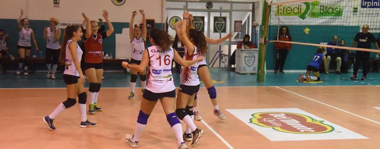 Volley, bis per la Green Volley contro l'ASD Primavera