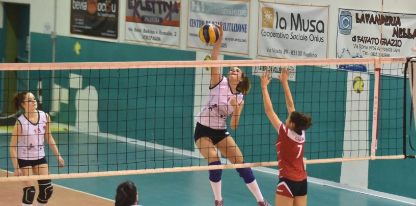 Volley – Prima divisione, la Green Volley cade a Quadrelle: 3 a 1