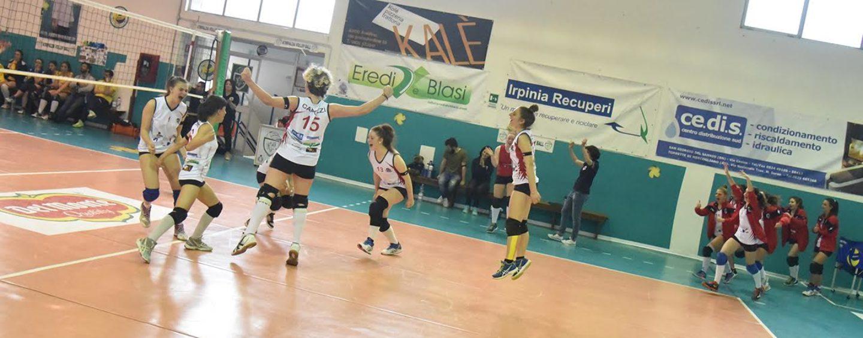 La Green Volley vola verso i play-off, battuta anche la Phoenix Solofra