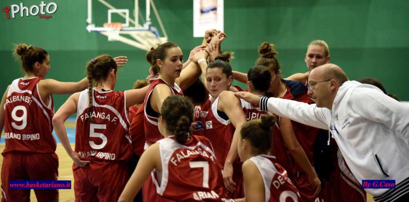 Basket Ariano: contro Civitanova sarà scontro diretto playoff