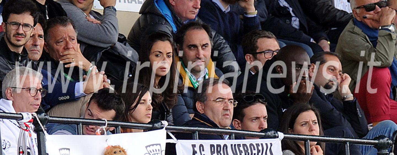 Avellino Calcio – Gubitosa raddoppia: acquisito il 20% delle quote societarie