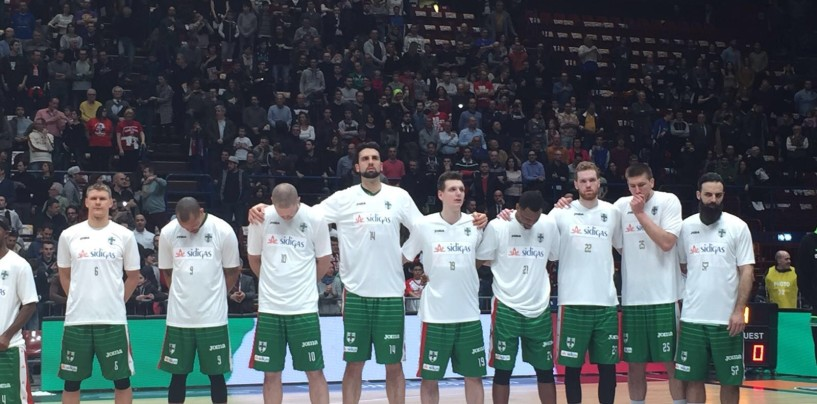 Basket – Final Eight: la Sidigas Avellino continua a sognare e vola in finale