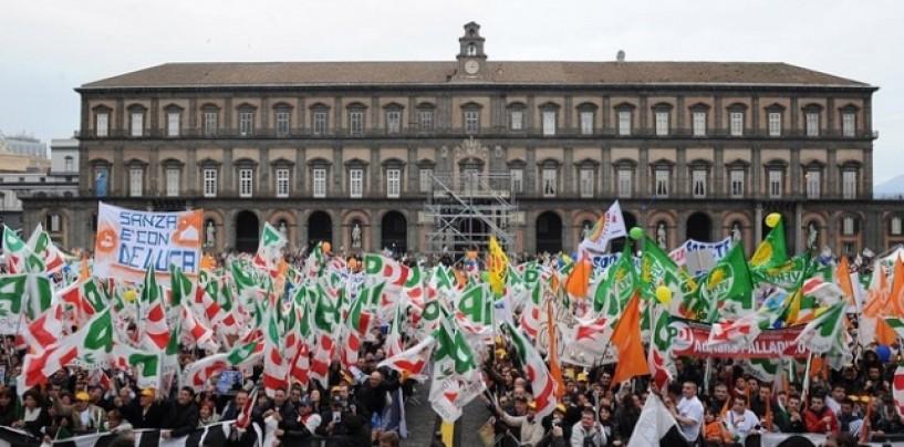 Regionali, ecco la coalizione di De Luca: Scelta Civica temporeggia