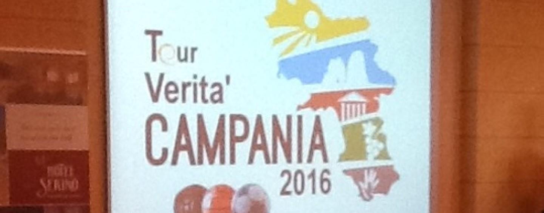Tour Verità: Pastore fa tappa a Serino, accolto dai presidenti delle squadre irpine