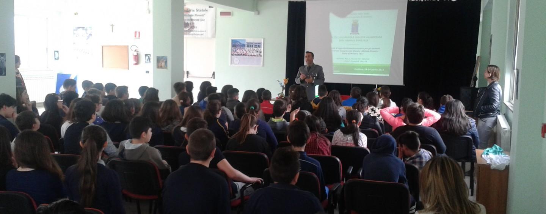 Educazione ambientale, campagna di sensibilizzazione del Corpo Forestale dello Stato