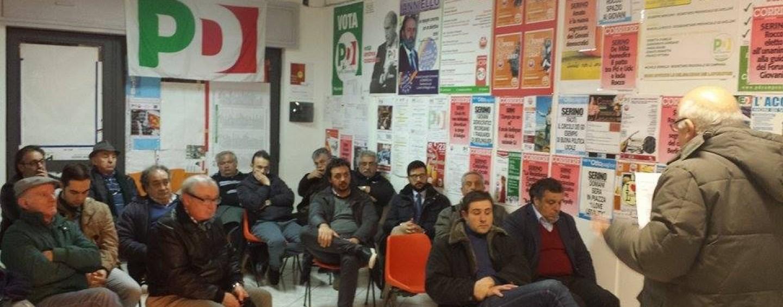 Pd: Bassolino, D'Amelio e Capobianco fanno tappa a Serino