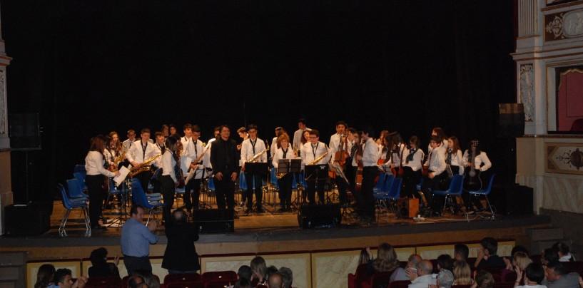 Ancora una travolgente vittoria dell'Istituto G. Palatucci di Montella ad un Concorso di Musica Nazionale