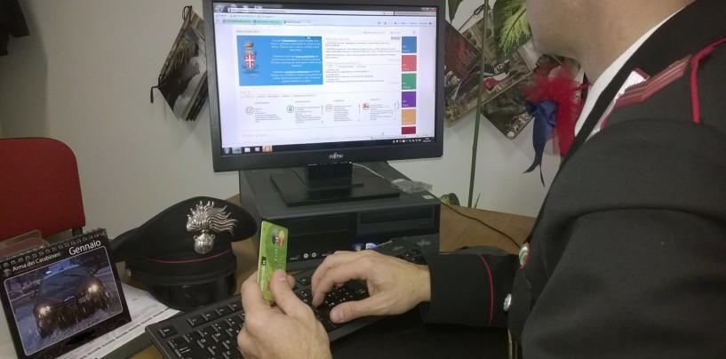 Truffe on-line, stretta dei Carabinieri di Avellino: in tre beccati e denunciati