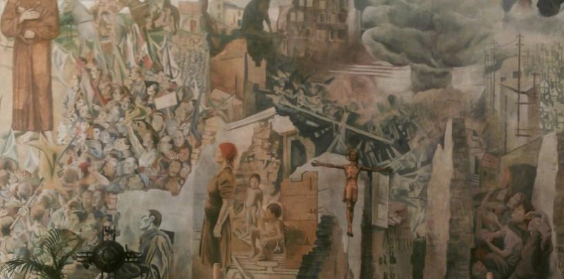 """50° Anniversario del """"Murale della pace""""di Borgo Ferrovia"""