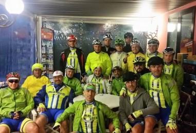 Amatori della Bici concludono una epica Granfondo di Cesenatico