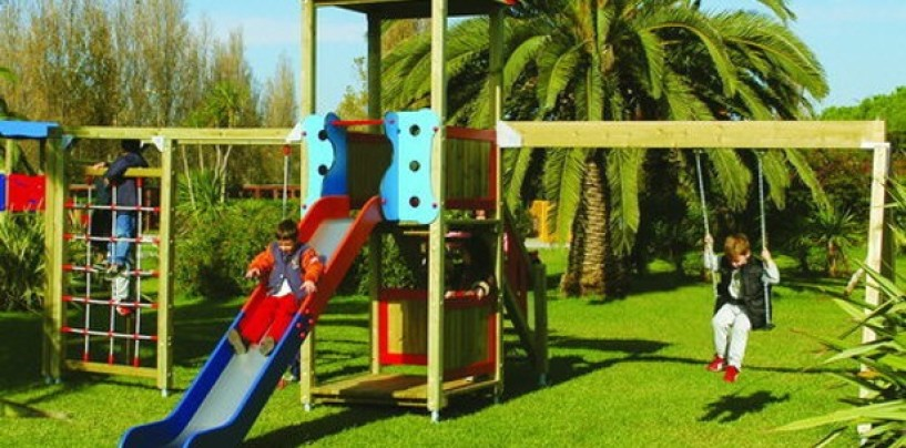 """Villa Comunale di Forino, si inaugurerà la """"zona giochi per bambini"""""""